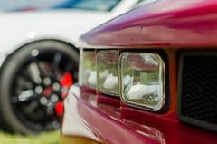 Alfa Romeo SZ (d-harding) Tags: cars lights nikon alfa romeo alfaromeo hertfordshire sz pistonfest sundayservice pistonheads countyshowground d5100 nikond5100 nikonnikkorafs35mmdxf18g