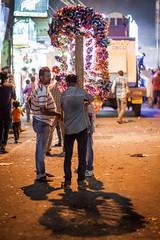 Ganesh Chaturthi at the Mapusa Market (Lovell D'souza) Tags: india goa celebrations ganesh elephantgod visarjan immersion mapusa ganpathi ganeshchaturthi mapusamarket vinayakchaturthi
