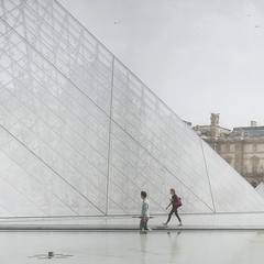 (i wish i had a psychedelic imagination) Tags: paris louvre