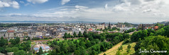 Edimburgo desde el castillo (Javier Colmenero) Tags: escocia panoramica edimburgo reinounido