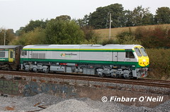 Rathpeacon (finnyus) Tags: ireland irish train gm rail railway trains railways irishrail 710 215 mkiv dieselengine generalmotors 2014 mk4 emd diesellocomotive intercitytrain rathpeacon exworks finbarroneill intercityrailservice emd710 irishrail201class gm201class generalmotors201class irishintercity iarnrdireann201class 21520020815001ccjajpg emd12710g3b 12710g3b iarnrdireann201classlocomotive gm201classlocomotive generalmotors201classlocomotive iarnrdireann201classloco gm201classloco generalmotors201classloco