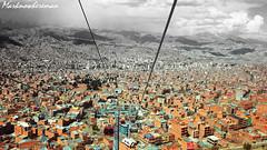 LA PAZ, BOLIVIA (Marknowhereman) Tags: america la south paz bolivia latin