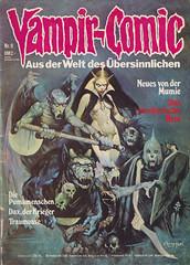 Vampir-Comic 09 (micky the pixel) Tags: monster comics comic vampire goddess horror heft vampir erichpabelverlag vampircomic