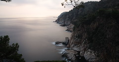 La costa....... (ToniGutierrez) Tags: costa de mar brava tossa acantilados