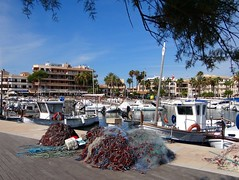 Colnia de Sant Jordi, Mallorca, Spanien (Anne O.) Tags: 2015 balearischeinseln colniadesantjordi illesbalears migjorn spanien panoramio6954847125646783