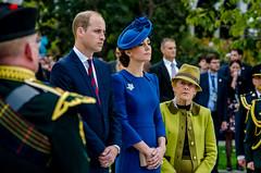 Duke and Duchess of Cambridge (QBlackrose) Tags: cambridge catherine duchess duke princewilliam