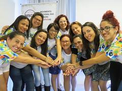 #EuAbraço no  7º Encontro do Movimento Nacional das Cidadãs PositHIVas