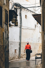 Fes Medina (luis_bd) Tags: fez marruecos rabat morocco fes medina zoco souk street girl