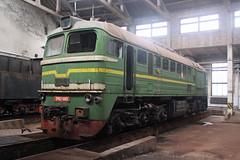 2M62-0001 Jelgava, 03/10/16 (Richard.A.Jones Railways) Tags: jelgava