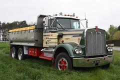 IB 3363 (ambodavenz) Tags: kenworth w900 classic truck timaru south canterbury island tour new zealand