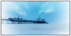 Eastbourne pier sunrise (southdownswolf1) Tags: eastbourne sussex beach cloud clouds cokin exposure filter lee long morning nd pier sea stones sunrise waves