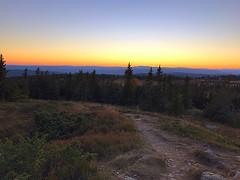 Hestsmyra (gislepa) Tags: sunset solnedgang hstferie hst autumn ringsaker sjusjen norway