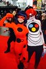 DSC_0566 (Randsom) Tags: nycc 2016 newyorkcomiccon nycomiccon javitscenter october nyc newyorkcity cosplay costume fun comicbooks comicconvention heroine superheroine polka dots red wig mask duo people female