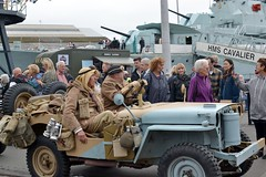 2016-09-17: Desert Tour (psyxjaw) Tags: chatham dockyard forties event salutetotheforties kent 40s reenactment historic