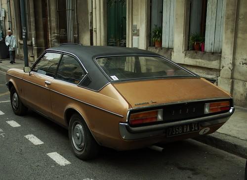 Ford Granada MkI Coupé 2.0L Béziers 22-10-16c