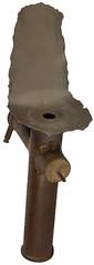 3365208_2 (jurvetson) Tags: robert h goddard circa 1926 alundum rocket nozzle liner space artifacts early rocketry liquid fuel tank baffle feed rate needle valve