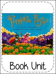 Pumpkin Themed Teaching Resource - Book Unit (Reading) (CHSH - Christian Home School Hub) Tags: chsh chshteach christianhomeschoolhub homeschooling reading fall october november