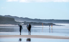 Done for the day (odell_rd) Tags: godrevy cornwall surfer