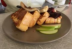 Karen's second breakfast (Hecuba's Story) Tags: instagramapp square squareformat iphoneography uploaded:by=instagram knifecafe collingwood wellingtonstreet