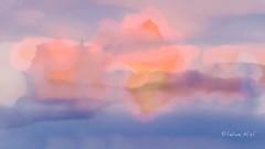 Nature Abstract (Salwa Afef) Tags: natureabstract slowshutter longexposure multipleexposuremotioniphonephotographyipadartlandscapeabstractlandscape