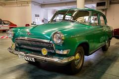 1960 Volga M-21-B (The Adventurous Eye) Tags: 1960 volga m21b motortechna 2016