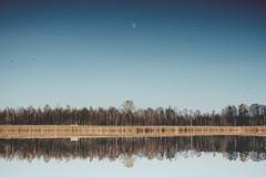 (Niko Saarinen) Tags: jrvenp autumn fall syys syksy morning frost fujifilm xe2 fujinon35mm classicchrome lake tuusula tuusulanjrvi visitfinland nature reflection