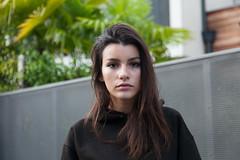 (starlyte33) Tags: portrait femme jour couleurs jeune profil face