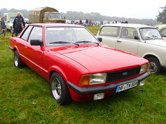 Ford Taunus TC '80 (Zappadong) Tags: brokstedt 2016 ford taunus tc 80 zappadong oldtimer youngtimer auto automobile automobil car coche voiture classic classics oldie oldtimertreffen carshow