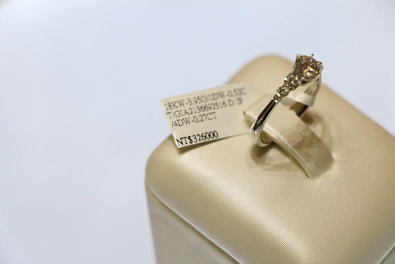 Brilliantia鉑禮恩蒂 鑽石鉑金第一品牌171