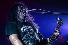 DIABOLICAL MESSIAH (FotoMetalRock) Tags: years of blasphemy satanic devotion deathmetal deaththrash deathblack metal chileno sergiomella fotometalrock diabolical messiah