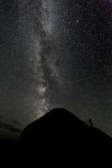 Good night (Joost10000) Tags: yurt kyrgyzstan night stars travel nightskye starlight sonkul minimalism