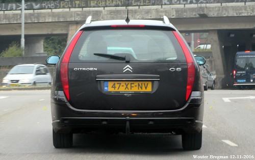 Citroën C5 2.0 HDi Break 2007