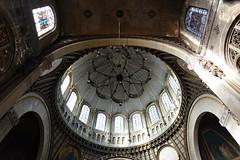 Dome @ Eglise Saint-Augustin @ Paris (*_*) Tags: paris france europe city december autumn fall 2016 afternoon monday sunny cold eglisesaintaugustin church catholic christian charlesdefoucauld dome cupola