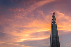 The Shard (stephanrudolph) Tags: sony a6000 ilce6000 s1650mm 1650mm handheld london uk gb england europe europa architecture architektur autoremovedfrom1to5faves sky cloud