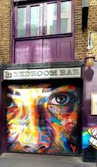 Street art,East London (Flossyuk) Tags: colourfull streetart london graffiti