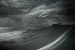 Legacy xviii (Jonny Bell) Tags: jonnybell environmental icm multipleexposures blur painterly nuclear northsea dunwich sizewell suffolk sea seascape