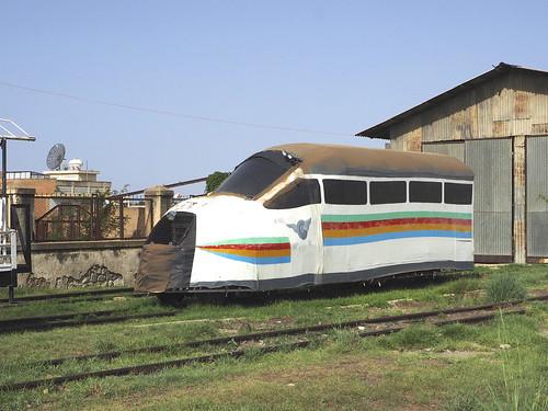 Steam Railway excursion from Asmara