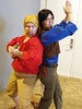 Miguel and Tulio (magnet_terp) Tags: conventions cosplay vacation nekocon nekocon19 nekocon2016 hamptonroadsconventioncenter hamptonroads virginia miguel tulio theroadtoeldorado hampton
