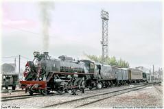 Asalto al Tren del Oro alemán, 1945 (440_502) Tags: mikado 141f 2111 muferga monforte de lemos galicia galiza