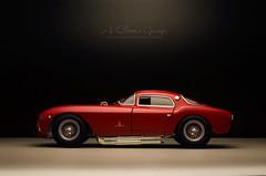 1954 MASERATI A6GCS Berlinetta (aJ Leong) Tags: 1954 maserati a6gcs berlinetta 118 classic cars vintage vehicles automobiles garage