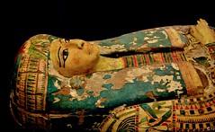 sarcofage de Thebes . 21e dynastie . 1070 av JC (pontfire) Tags: sarcophagus détails sarcophage égyptien hiéroglyphe hieroglyph coffin coffins mummies momie egypte pharaon ancien musée museum italie italia italy europe europa vatican egypt egyptian tomb ancient times