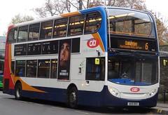 Cambridge (Andrew Stopford) Tags: ae10bxs adl trident enviro400 stagecoach cambridge citi