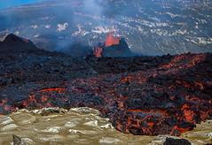 Surtsey volcanic Island (Sigmundur Andresson (1.4 million+ views-Thank you!) Tags: sigmundurandresson canonflexr2000 canonfd85mm118 iceland surtsey surtungur lava landscapes nature crater island eruption