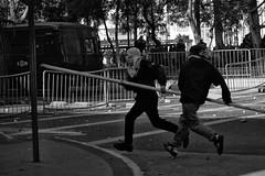Santiago de Chile (Alejandro Bonilla) Tags: santiago chile manuelvenegas minolta monocromatico monocromo bw blancoynegro bn blackandwhite city ciudad calle chilenos callejero santiagodechile street streetphotography