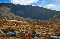 Coire an Lochain (IV) (Modesto Vega) Tags: cairngorms cairngormsnationalpark cloud coireanlochain d600 fullframe glacialcirque heather highland landsca mountain nikon nikond600 outdoor rock scotland sky unitedkingdom