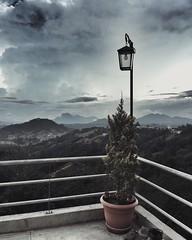 Creando historias... (somedesigner95) Tags: breathe think view landscape plant farol clouds sky nature photographer photography mirador atitlan
