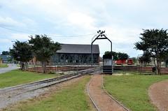 Alabama, Huntsville, Huntsville Depot Museum, Turntable