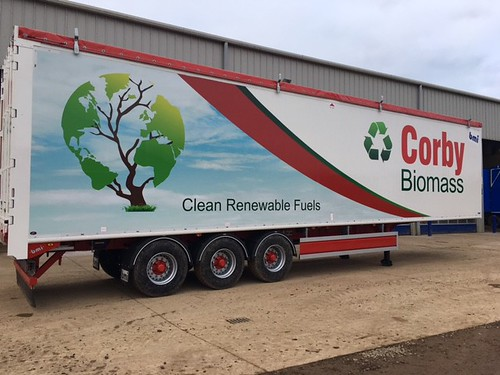 Corby Biomass