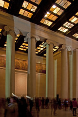 Lincoln Memorial @ Night  (14) (smata2) Tags: lincolnmemorial washingtondc dc nationscapital canon monument memorial postcard