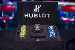 Hublot Winner's Watch (World Poker Tour) Tags: worldpokertour wpt maintour wptfivediamondworldpokerclassic season20162017 bellagioresortcasino lasvegas nv usa